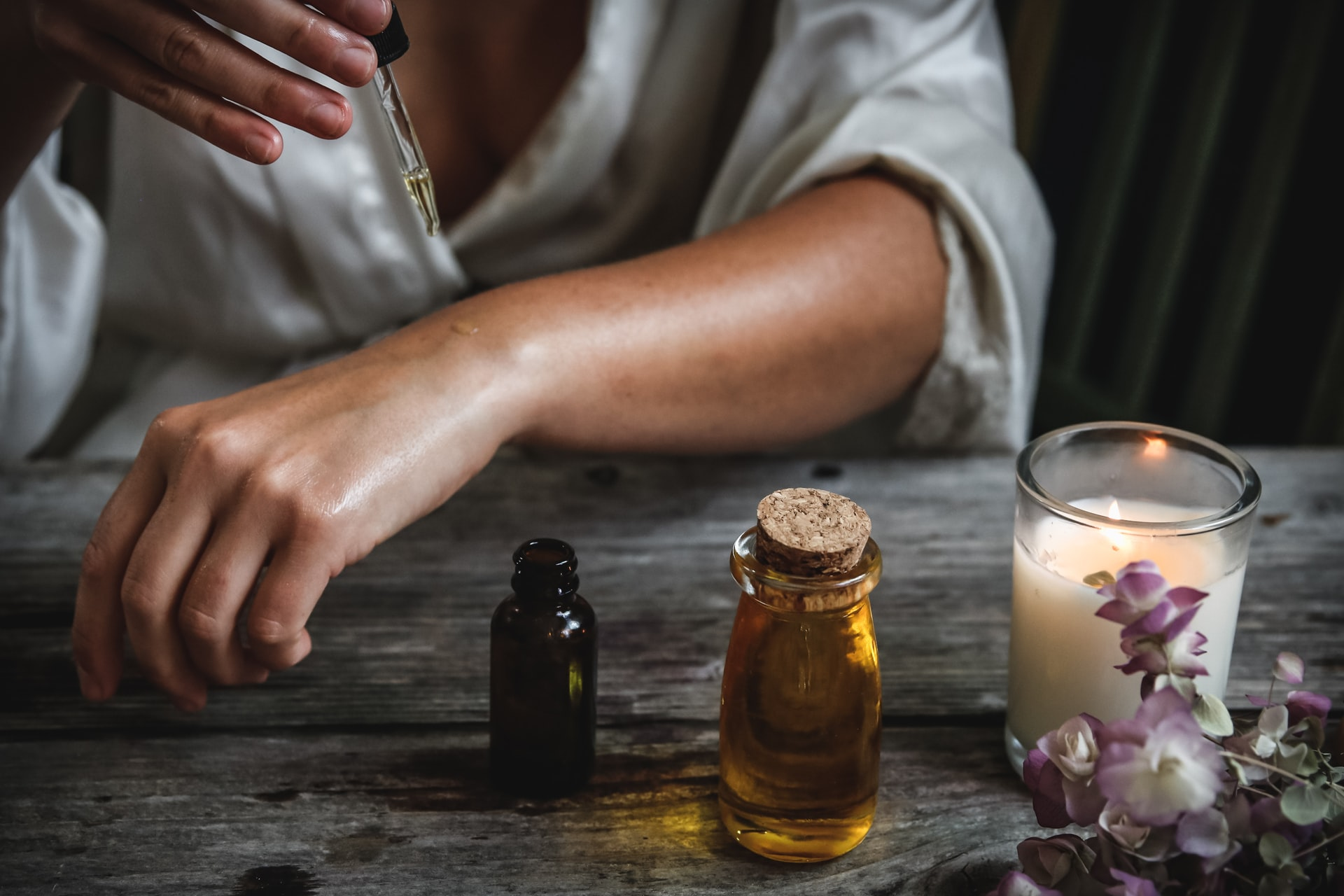 The Power of Aromatherapy